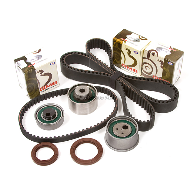 Timing-Belt-Kit-Fit-00-05-Mitsubishi-Galant-Eclipse-2-4L-SOHC-4G64 thumbnail 2