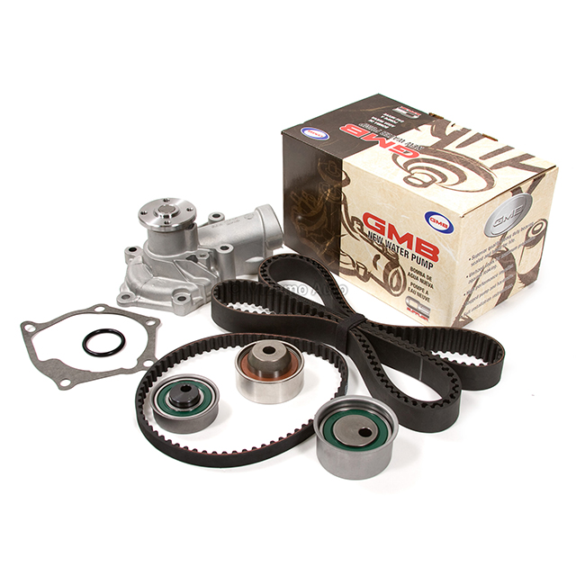 Timing-Belt-Kit-Water-Pump-Fit-2-4L-Mitsubishi-Eclipse-Galant-Outlander-4G69 thumbnail 2