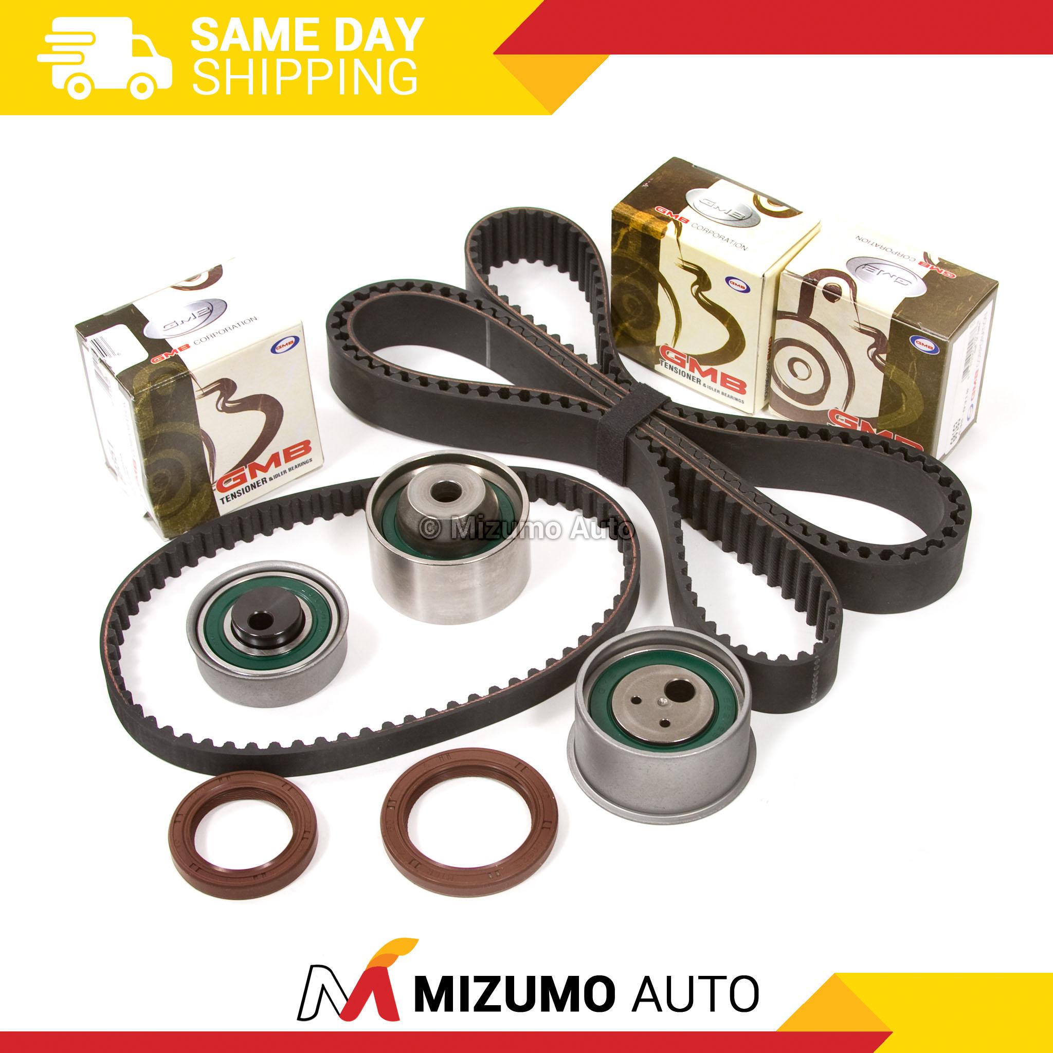 Timing-Belt-Kit-Fit-00-05-Mitsubishi-Galant-Eclipse-2-4L-SOHC-4G64
