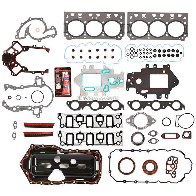 Full Gasket Set Fit 04-05 Pontiac Grand Prix Supercharged 3.8L 3800cc OHV 12V