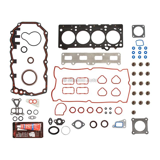 Engine Rebuild Kit Fit 2001 Chrysler PT Cruiser 2.4L DOHC 16V VIN B