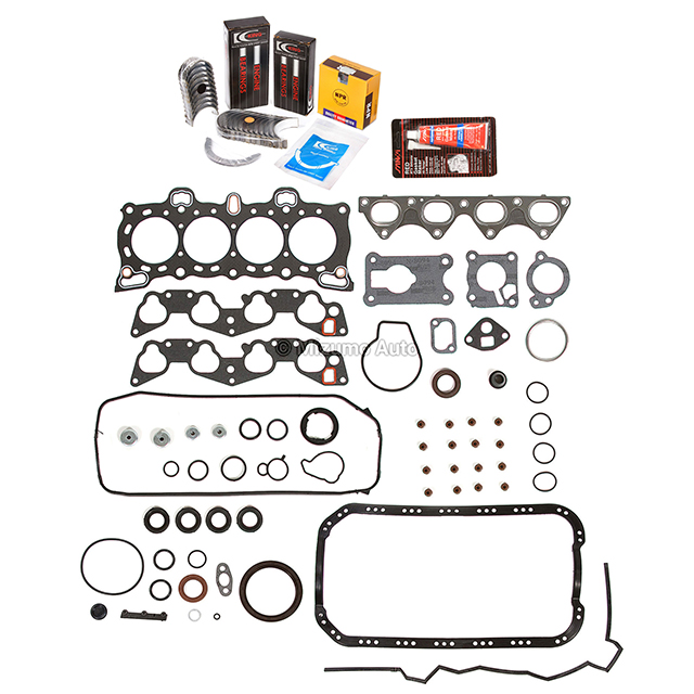 full gasket set bearings rings fit 88