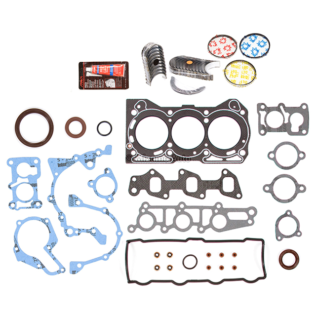 Engine Re-Ring Kit Fit 89-97 Chevrolet GEO Metro 1.0L G10