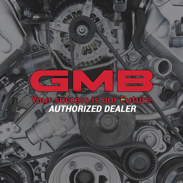 Engine Water Pump GMB 160-2050 fits 92-97 Subaru SVX 3.3L-H6