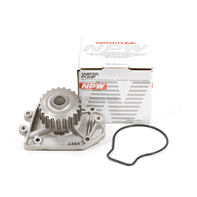 Timing Belt Valve Cover NPW Water Pump Fit 92-01 Acura ...