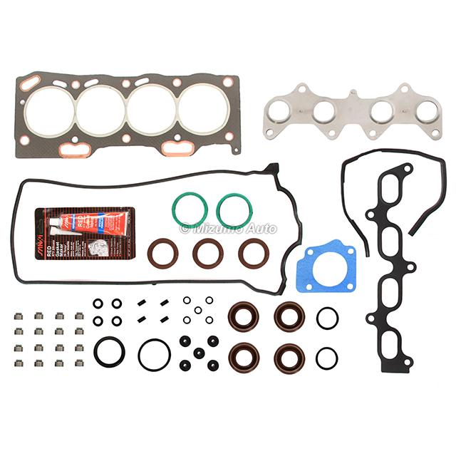 95-98 Toyota Tercel Paseo 1.5L 5EFE DOHC 16V FULL ENGINE GASKET SET