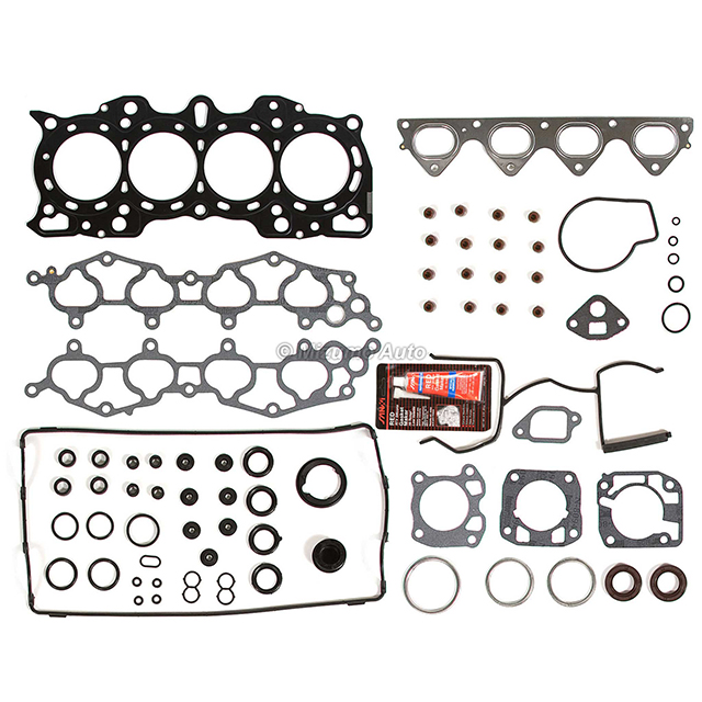 HS9698PT-1 Head Gasket Set MLS Fit 90-01 Acura Integra Non-VTEC 1.8L DOHC B18A1 B18B1