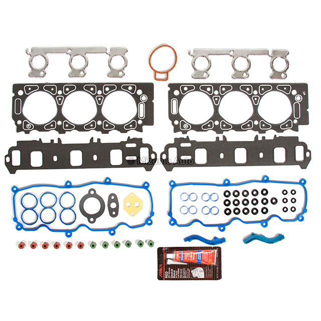 ECCPP Engine Head Gasket Set w//Bolts fit 91-99 Ford Aerostar OHV Ford Ranger OHV Mazda B3000 OHV Compatible fit for Gaskets Kit