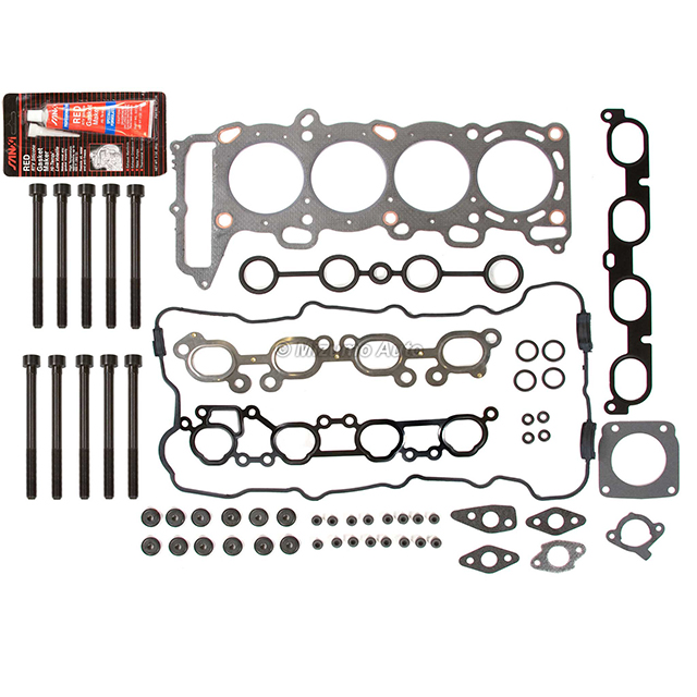 Head Gasket Bolts Set Fit 00-02 Nissan Sentra Infiniti G20