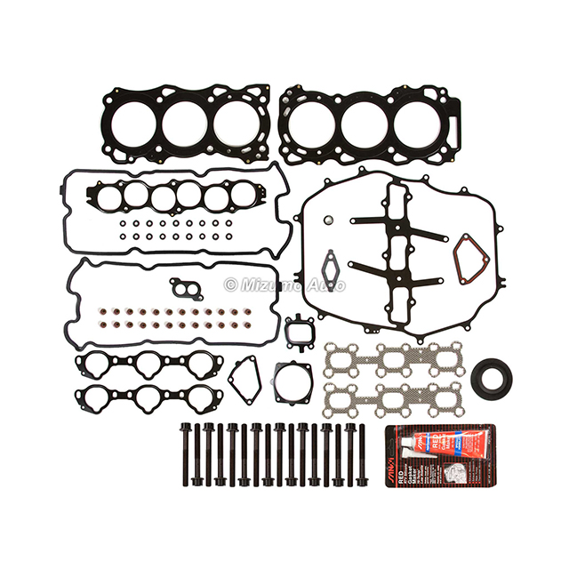 Head Gasket Bolts Set Fit 03-04 Nissan 350Z Infiniti G35