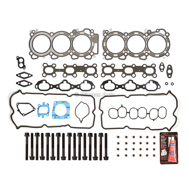 Head Gasket Bolts Set Fit 00-01 Nissan Maxima Infiniti I30