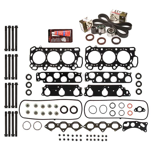 head gasket set timing belt kit fit 97