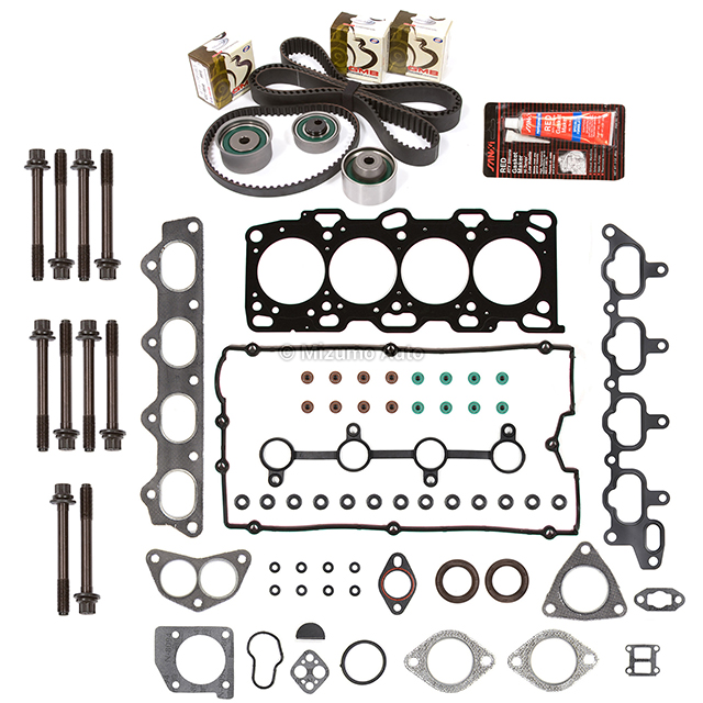 head gasket set timing belt kit fit 99