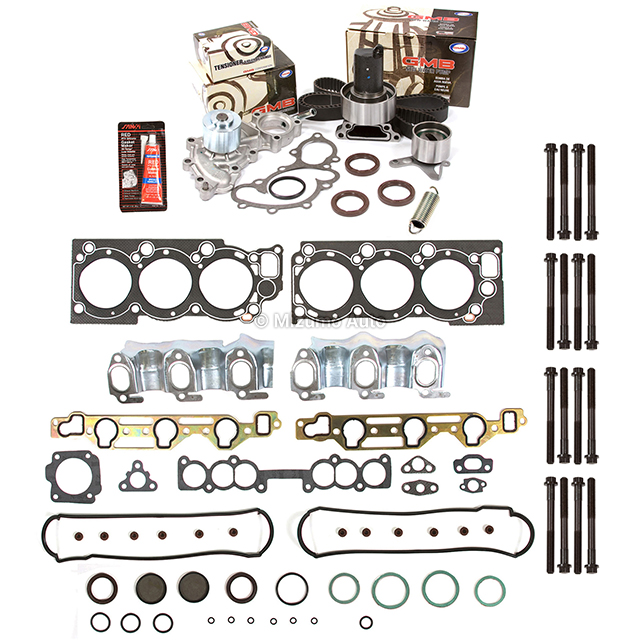 Details about Head Gasket Set Timing Belt Kit Water Pump Fit 88-92 Toyota  4Runner Pickup 3VZE