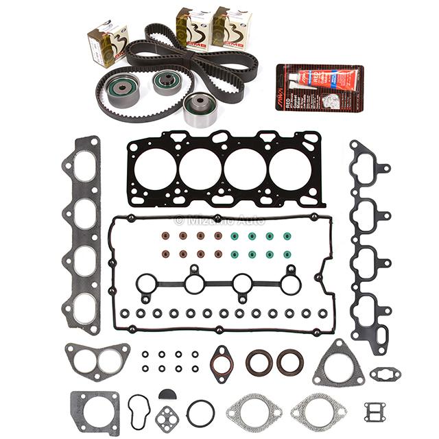 head gasket set timing belt kit fit 99