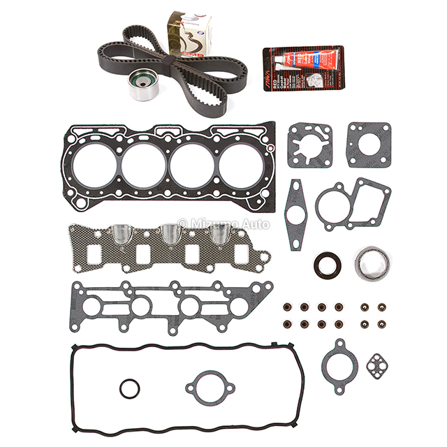 head gasket set timing belt kit fit 95