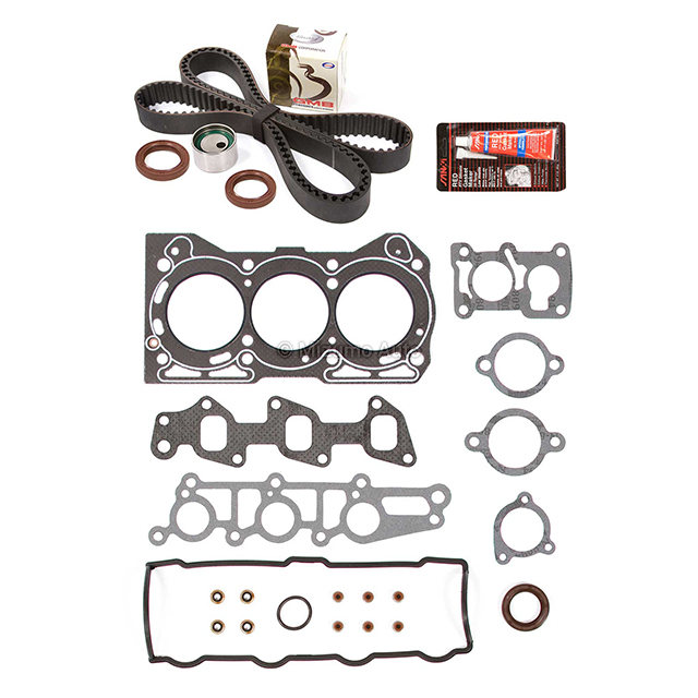 Details about Head Gasket Set Timing Belt Kit Fit 89-93 Geo Metro Pontiac  Firefly 1 0 G10 G10T