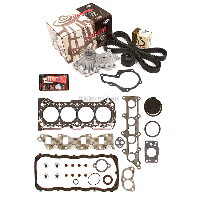 Details about Head Gasket Set Timing Belt Kit Fit 89-95 Geo Tracker Suzuki  Sidekick 1 6 G16KC