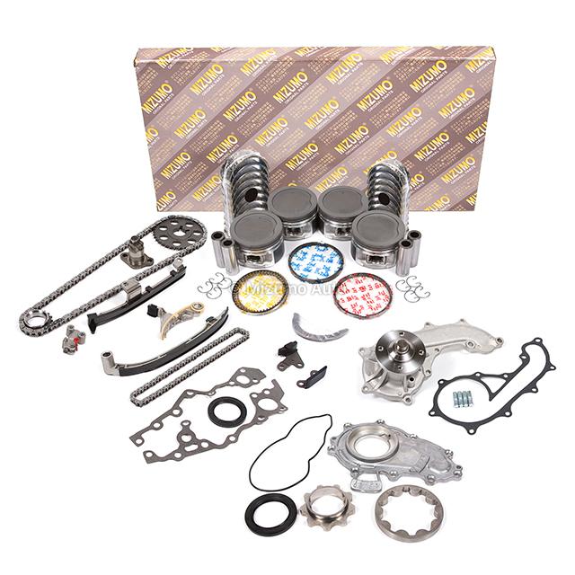 Ok on Toyota Tacoma 2 7 Engine Durability