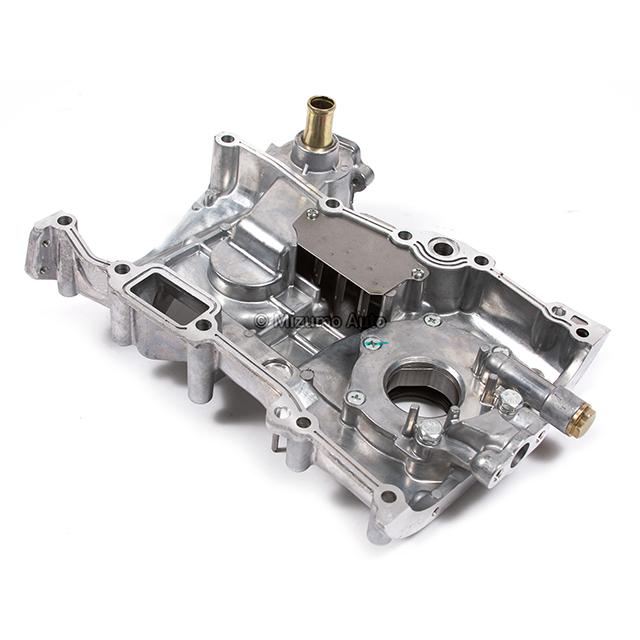 91-99 For NISSAN 240SX 2.4L DOHC 12V NEW WATER PUMP KA24DE