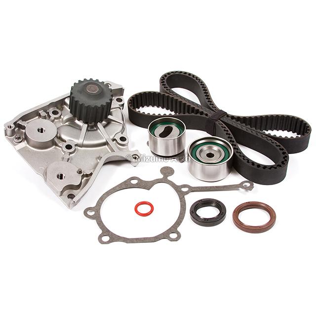 Timing Belt Kit Water Pump for 87-93 Mazda 626 MX6 Ford Probe Turbo 2.2 F2 F2-T