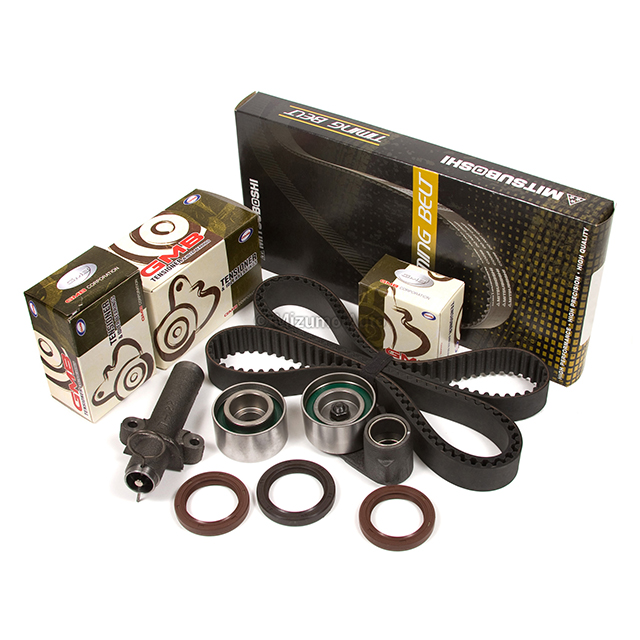 Timing Belt Kit Tensioner Fit 00-04 Acura TL Honda Pilot