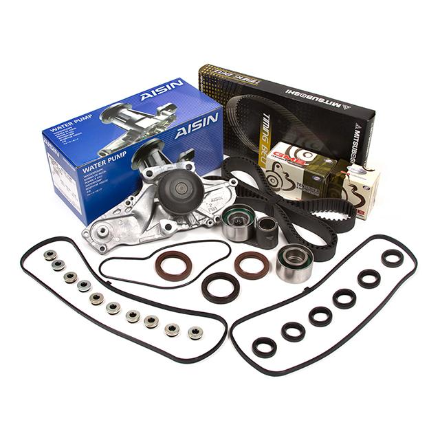 Timing Belt Kit Water Pump Fit 97-03 Acura TL CL Honda