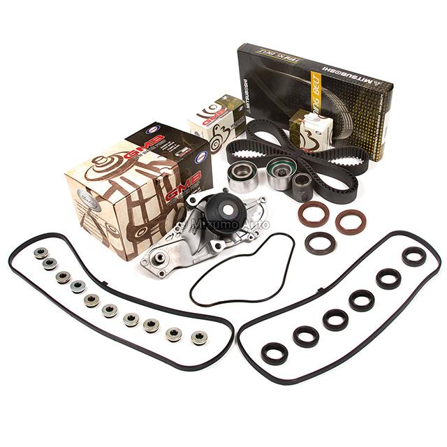 Timing Belt Kit GMB Water Pump Fit 97-03 Acura TL CL Honda
