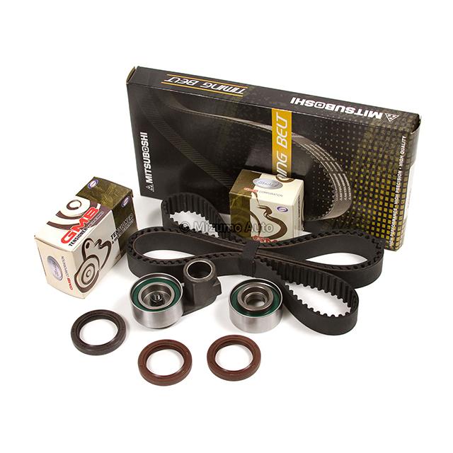 Timing Belt Kit Fit 03-08 Acura RL TL Honda Odyssey Saturn