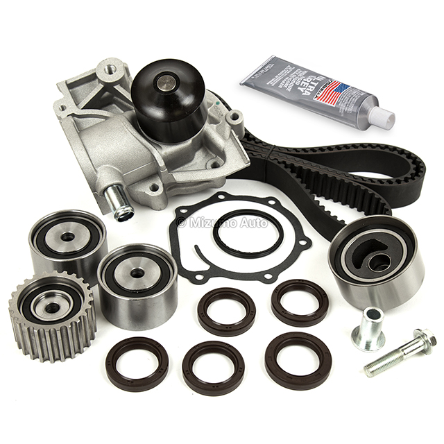 Fits 97-98 Subaru 2.2 SOHC 16V EJ22E Timing Belt Kit AISIN Water Pump