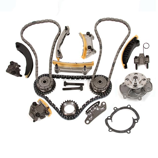 For 04-07 Buick Cadillac Suzuki 2.8 3.6 DOHC Timing Chain Water Pump Head Bolts