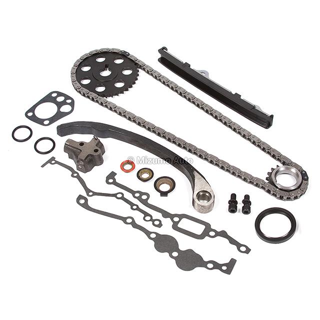 Details about Timing Chain Kit Fit 89-97 Nissan 240SX Pick Up 2 4L SOHC  KA24E