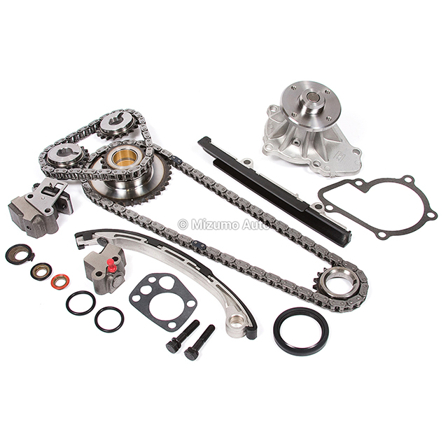 timing chain kit water pump fit 98