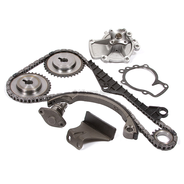 2000 Nissan Sentra Camshaft: Timing Chain Kit Water Pump Fit 91-02 Nissan 200SX Sentra