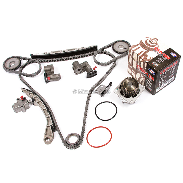 Details about Timing Chain Kit Water Pump Fit 3 5 Nissan Altima Maxima  Murano Infiniti VQ35DE
