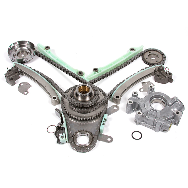 Timing Chain Kit JTEC Oil Pump Fit 99-02 Dodge Ram 1500