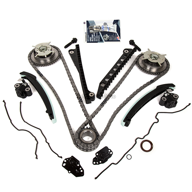 Camshaft Phaser Ford 5 4 Ebay: Timing Chain Kit Cam Phaser Fit 04-10 Ford F150 F250
