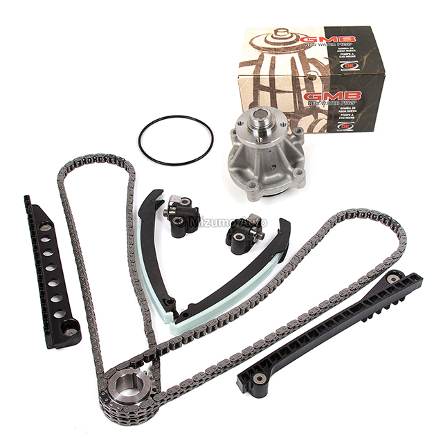 Timing Chain Kit Water Pump Fit 04-10 Expedition Ford F150