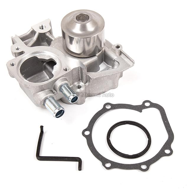 Water Pump fit 08-14 Subaru Impreza WRX Forester 2.5L Turbo DOHC EJ255
