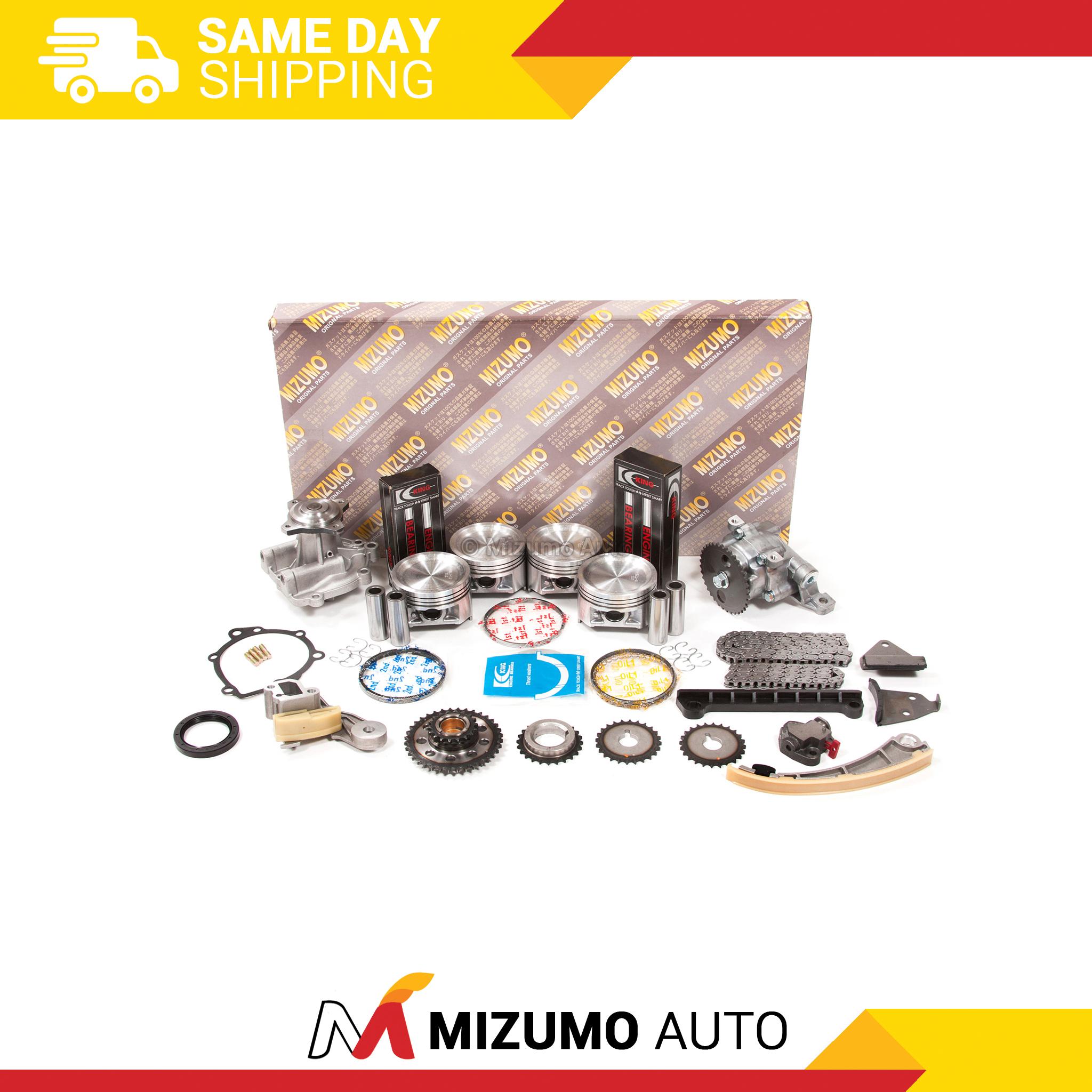 Engine Rebuild Kit Fit 99-03 Chevrolet Suzuki 1 8L 2 0L J18A J20A