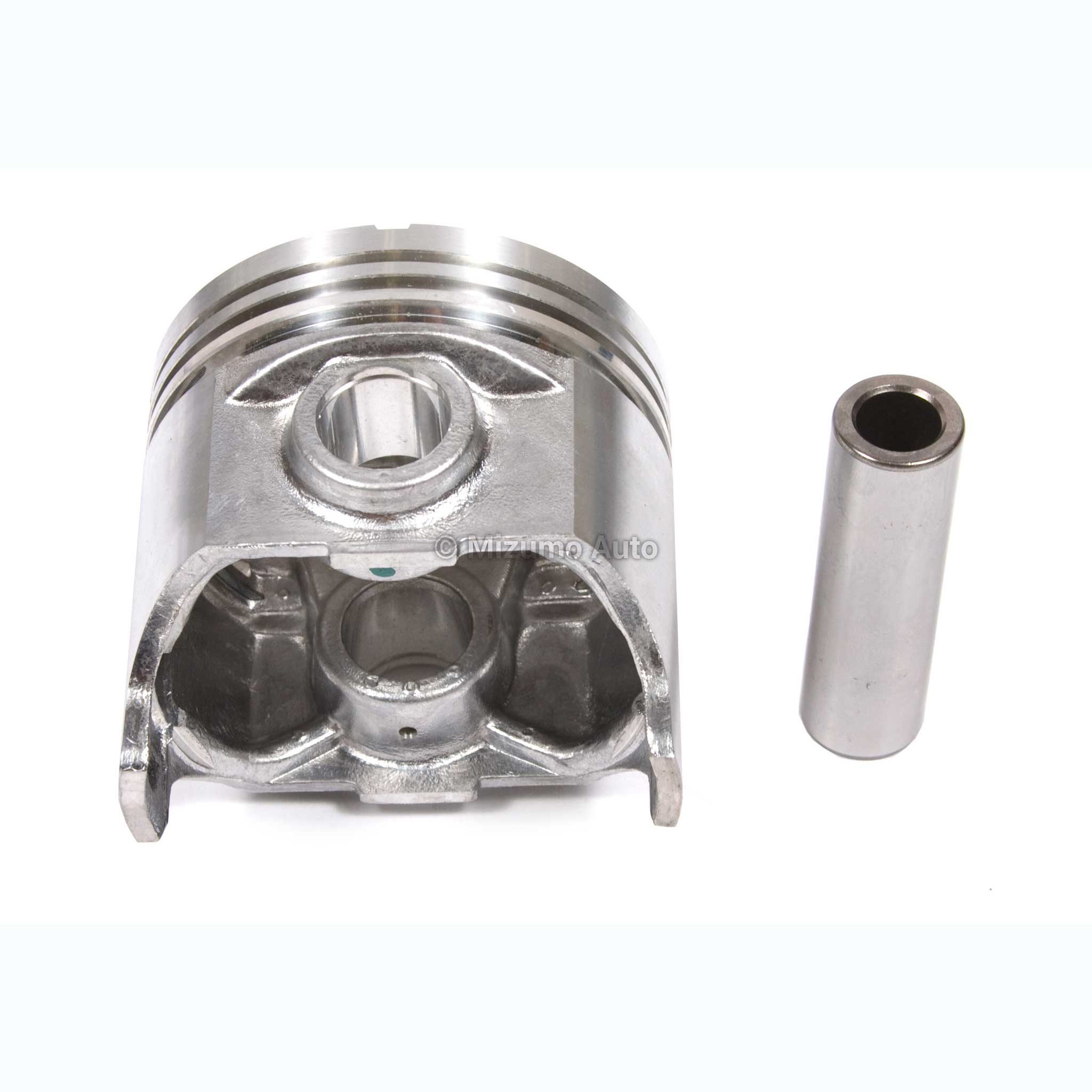 Details about Pistons w/ Rings @0 50mm fit 81-84 Toyota Pickup Celica  4Runner 2 4L 22R 22RE