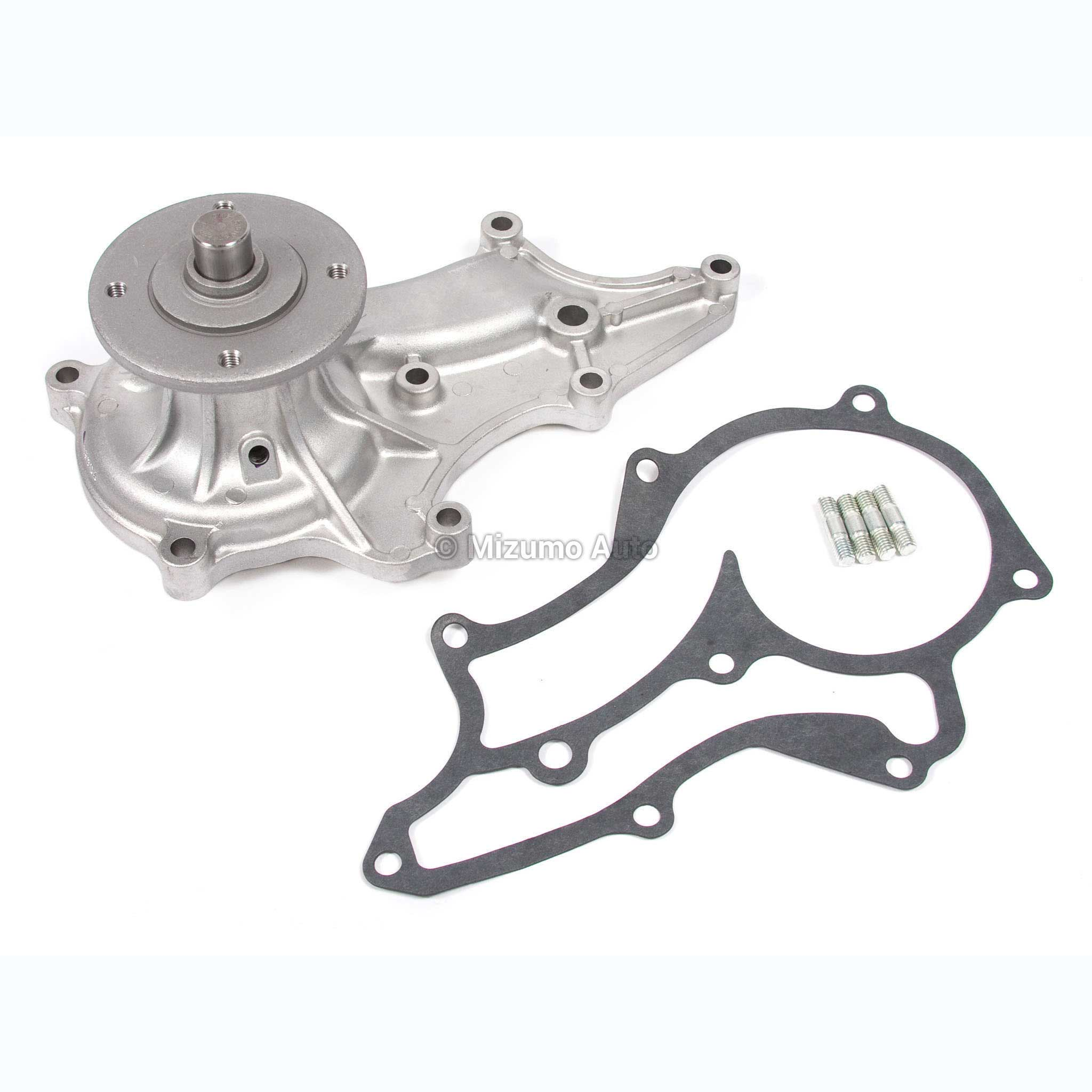 Fit 85 95 Toyota 22r 22re Water Pump Timing Chain Kit W